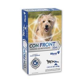 Antipulgas e Carrapatos Confront Plus Cães (10 - 20KG) 1,34ML