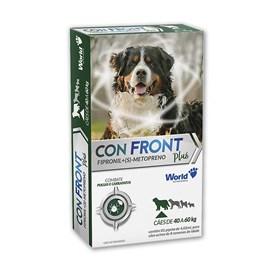 Antipulgas e Carrapatos Confront Plus Cães (40 - 60KG) 4,02ML
