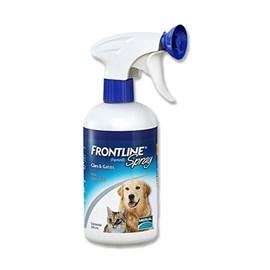 Antipulgas e Carrapatos Frontline Spray para Cachorro e Gatos - 250ml