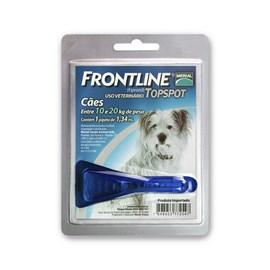 Antipulgas e Carrapatos Frontline Topspot para Cães de 10 a 20kg