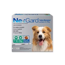 Antipulgas e Carrapatos Merial 68 mg para Cães de 10,1 a 25 Kg