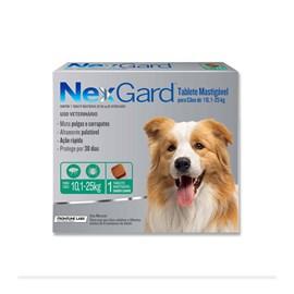 Antipulgas e Carrapatos Merial Nexgard 68 mg para Cachorro de 10,1 a 25 Kg