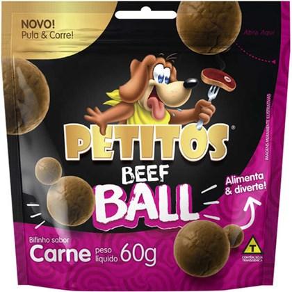 Beef Ball Petitos 60g