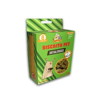 Biscoito Funcional para Cães - Alérgicos  80g