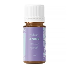 Blend Senior Rollon 10ml Vetfleur Aromaterapia