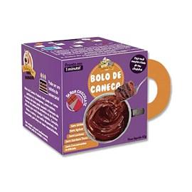 Bolo de Caneca Padaria Pet Sabor Chocolate para Cães
