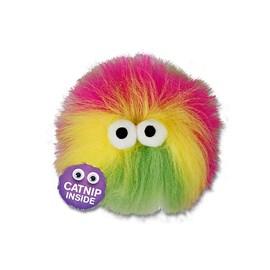 Brinquedo AFP Furry Ball Fluffer Laranja para Gatos