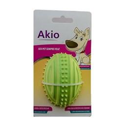 Brinquedo Bola de Futebol Americano c/ Apito - AKIO