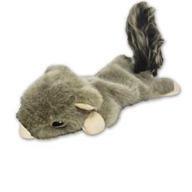 Brinquedo Esquilo de Pelúcia para cães - AFP