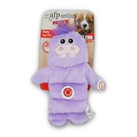 Brinquedo Hipopótamo de Pelúcia para cães - AFP
