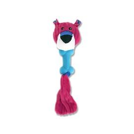 Brinquedo Mordedor Villapet Pink Blue