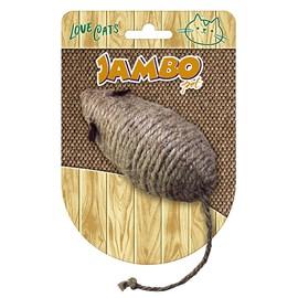 Brinquedo Rato Natural para Gatos Jambo