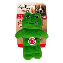 Brinquedo Sapo de Pelúcia para cães - AFP