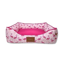 Cama Fabrica Pet Flamingo