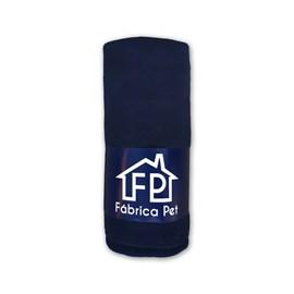 Cobertor Soft liso Fábrica Pet Tamanho G