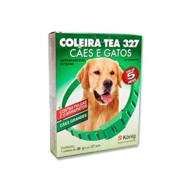 Coleira Tea 327 Cão 38gr 57cm - König