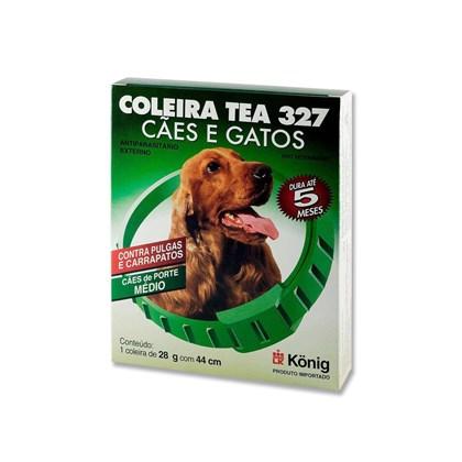 Coleira Tea 327 para cachorros 28G 44cm - König