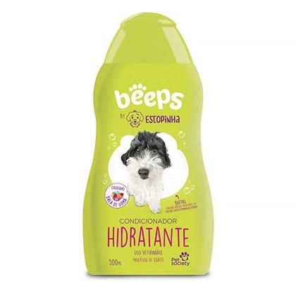 Cond. Hidratante Beeps Estopinha Manteiga de Karité 500ml