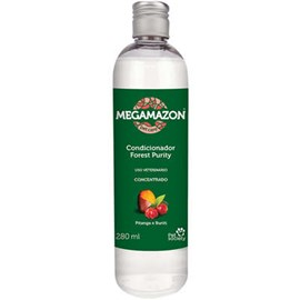 Condicionador Megamazon Forest Purity Pitanga e Buriti - 280 Ml