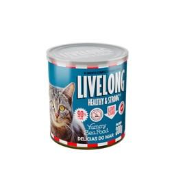 Delicias do Mar para Gatos 300g - Livelong