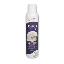 Educador Organnact Educa Pet para Cães e Gatos - 350 mL