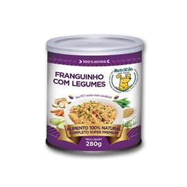 Franguinho com Legumes 280g - Nutricão
