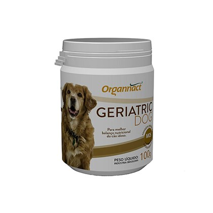Geriatric Dog Organnact 100GR