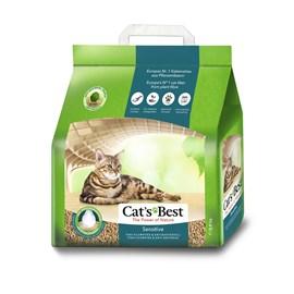 Granulado Ecológico Cat's Best Sensitive para Gatos