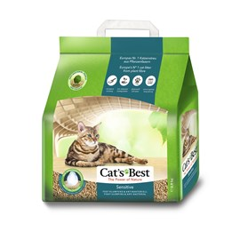 Granulado Ecológico Cat's Best Sensitive para Gatos