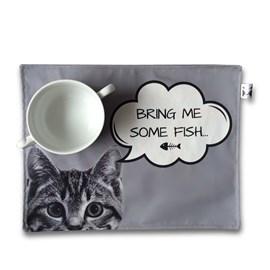 Jogo Americano Beds for Pets Cat Fish