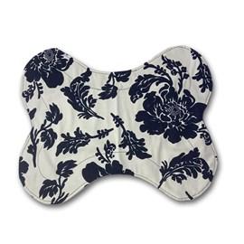 Jogo Americano p/ cachorro Ecobio Blue Flowers Pequeno