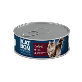 KatBom - Carne - Lata 170g