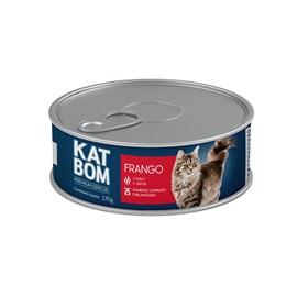 KatBom - Frango - Lata 170g