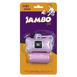 Kit Porta Sacos com 2 Rolos Basic Jambo
