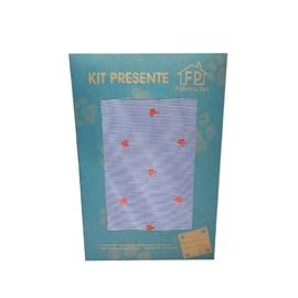 Kit Presente Coração Fábrica Pet