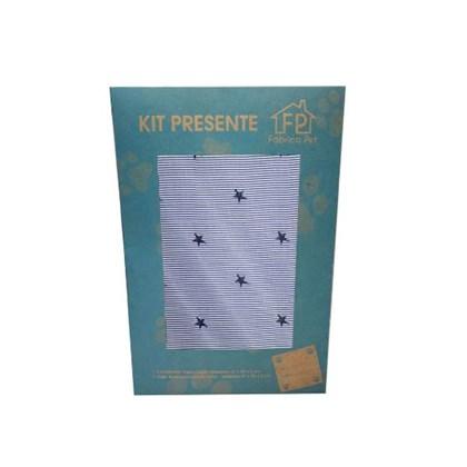 Kit Presente Estrela Fábrica Pet