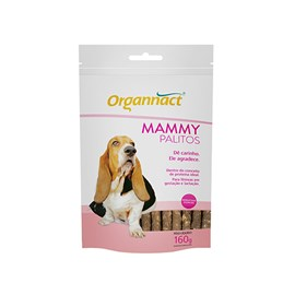 Mammy Palitos  Organnact  Sachet 160gr