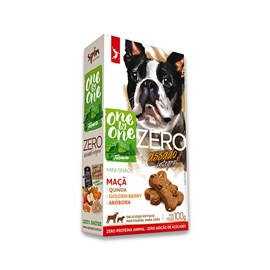 Mini Snack ZERO Spin Pet - Maca + Abobora + Quinoa