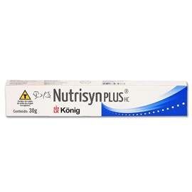 Nutrisyn Plus HC Hipercalórico König para Animais Convalescentes 15g