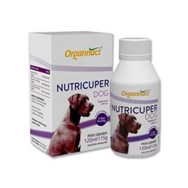 Organnact Nutricuper Dog 120ml