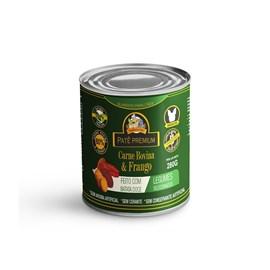 Patê com Batata Doce para Cães Sabor Carne e Frango