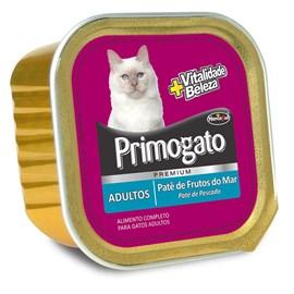 Pate Premium Primogato Frutos Do Mar 150gr