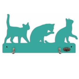 Pendurador de Coleiras Raças Gato