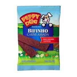 Peppy Dog - Bifinho carne assada 60g