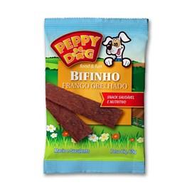 Peppy Dog - Bifinho Frango Grelhado 60g