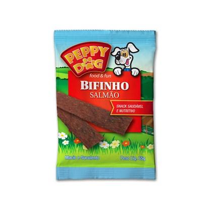 Peppy Dog - Bifinho Salmao 65g