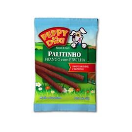 Peppy Dog - Palitinho Frango com Ervilha 55g