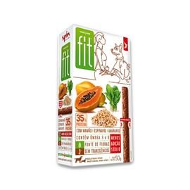 Petisco Spin Pet Onebyone Gourmet Fit Stick Mamao Espinafre e Amaranto