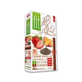 Petisco Spin Pet Onebyone Gourmet Fit Stick Morango Batata Doce e Chia