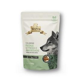 Petiscos Hana Sticks para Cães Calming 100G